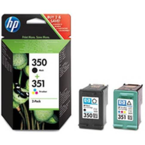 Tinte HP No. 350 + 351 SD412EE