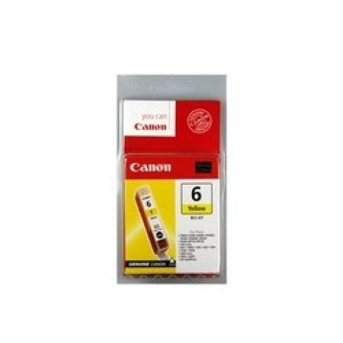 Tinte Canon BCI-6Y yellow i560/i865/S800