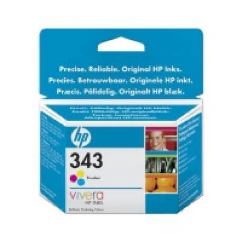 Tinte HP No. 343 Color DJ5740 7ml