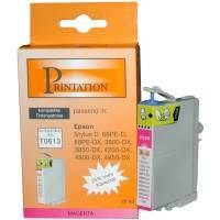 kompatible Tinte Epson T0613 M Printation DX3850 15ml