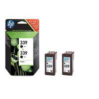 Tinte HP No. 339 Black DJ5740 DJ6540 2er