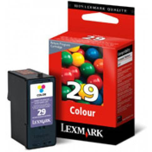Tinte Lexmark 018C1429E No. 29 color