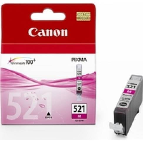 Tinte Canon CLI-521M IP4600 MP540 9ml