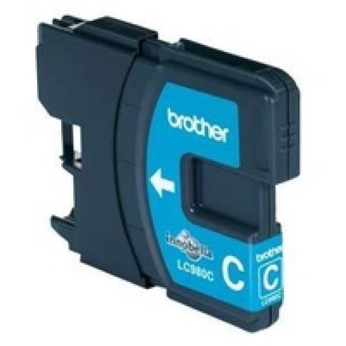 Tinte Brother LC980C Cyan DCP-145