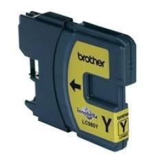 Tinte Brother LC980Y Yellow DCP-145