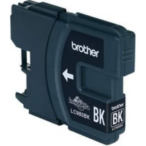 Tinte Brother LC980BK Black DCP-145