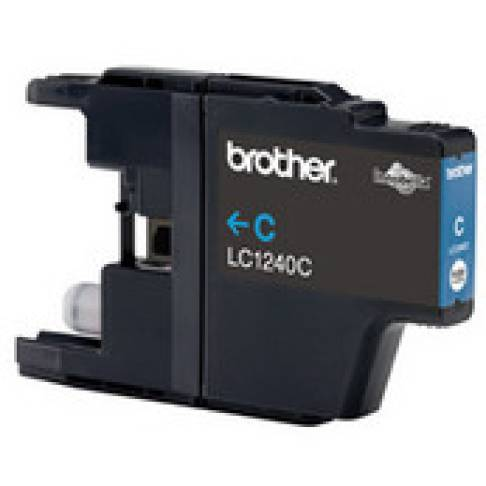 Tinte Brother LC1240C Cyan