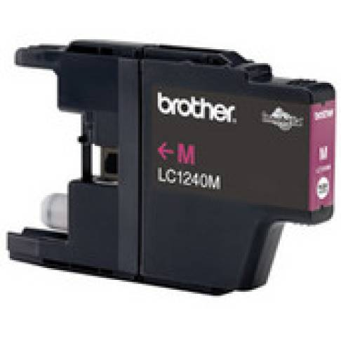 Tinte Brother LC1240M Magenta