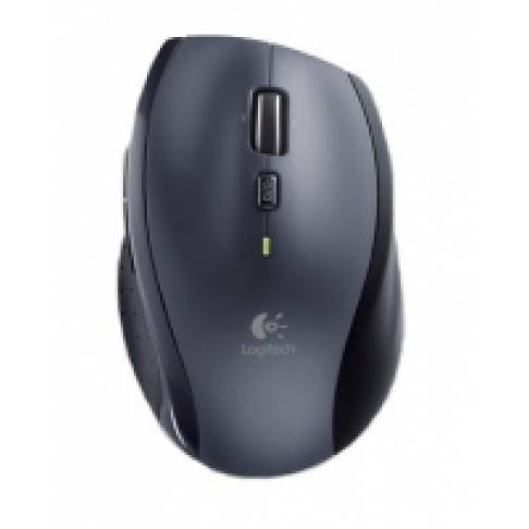 Maus Logitech Wireless Mouse M705 silver