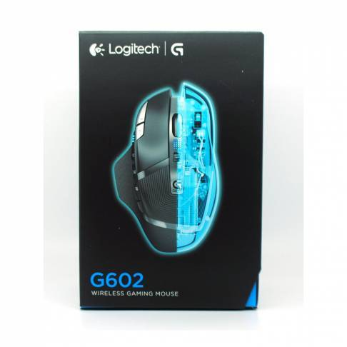 Maus Logitech G602 Wireless Gaming Mouse