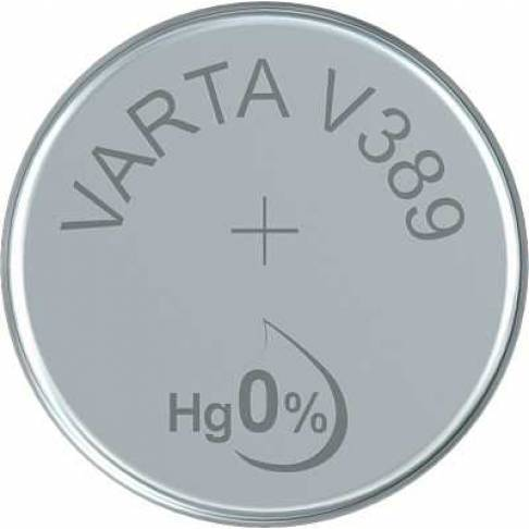 Batterie Varta V389 Watch 1.55V