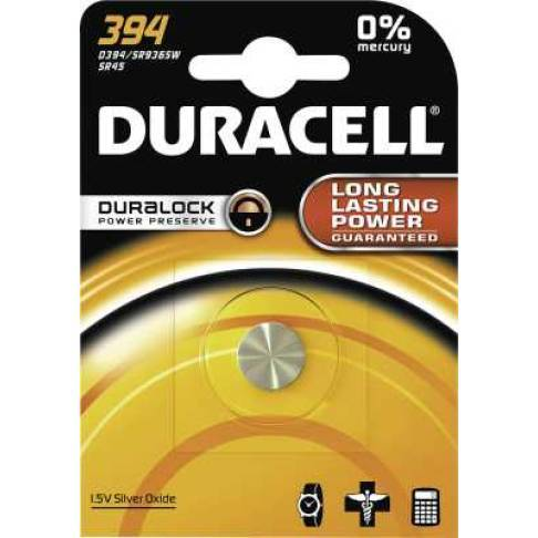 Batterie Duracell D394 Watch 394/380 V394