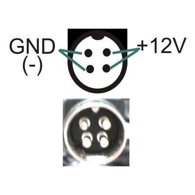 Netzteil 12V 5A 4pol für EPT1710D/GER