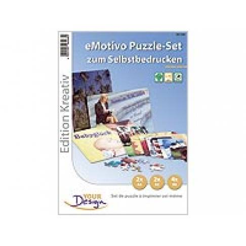 Puzzle Set selbstgemacht 8 Puzzles