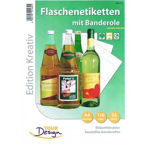 eigene etiketten für flaschen