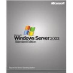 WIN2003 Server STD incl 5CAL R2A SB