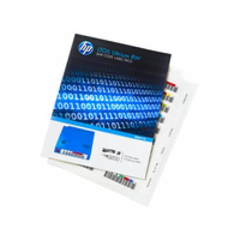 Diverse HP LTO5 Ultrium WORM Automation Bar Code