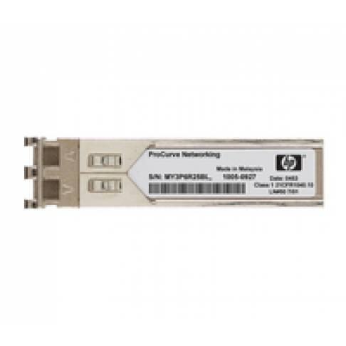 Switch Diverse HPE X120 1G SFP LC BX 10-D Transceiver