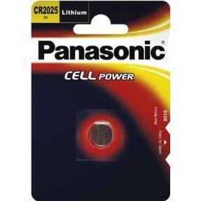 Batterie Panasonic CR2025 Lithium