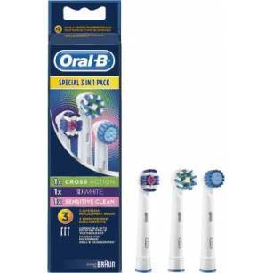 Oral-B Multi Pack 3in1 Aufsteckb�rsten