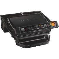 Tefal GC7148 OptiGrill+ Snacking&Baking Schwarz