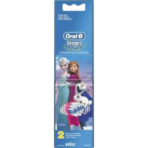 Oral-B Stages Power 2er Frozen
