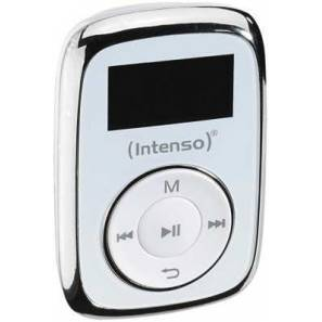 Intenso Music Mover 8 GB Weiss