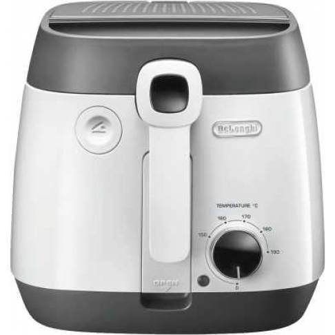 Delonghi FS 6055 Weiss-Anthrazit