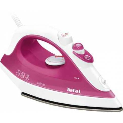 Tefal FV1243 Pink-Weiss