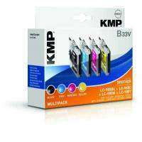 Tinte KMP/B33V/Brother Multipack LC985