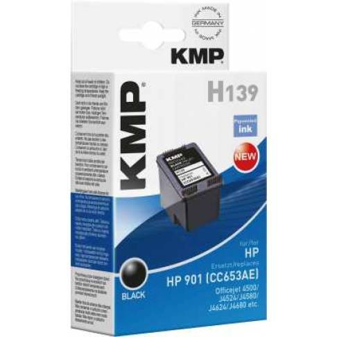 Tinte KMP/H139/HP Officejet HP901